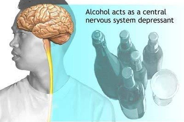 Alkoholi Dementia