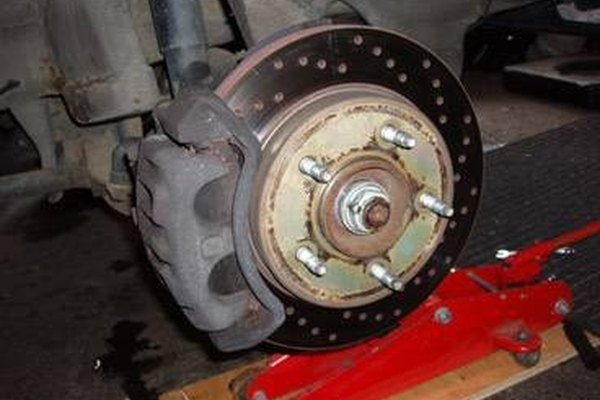 Change the Front Brakes on a Ford F150