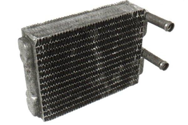 Heater core hookup