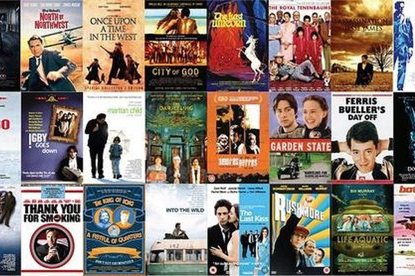 A showcase of popular movies