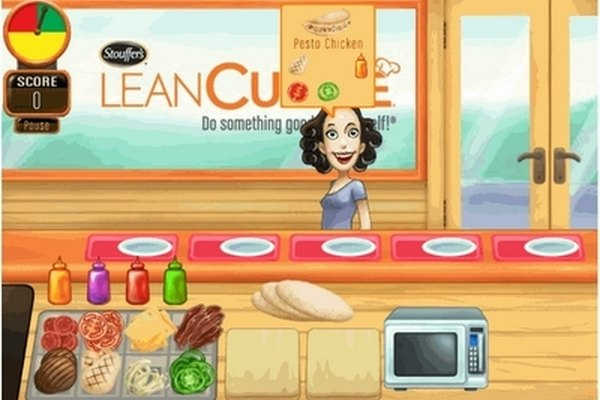 Girls everywhere relate to online cooking games.