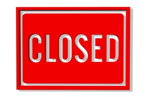 Image result for website closed