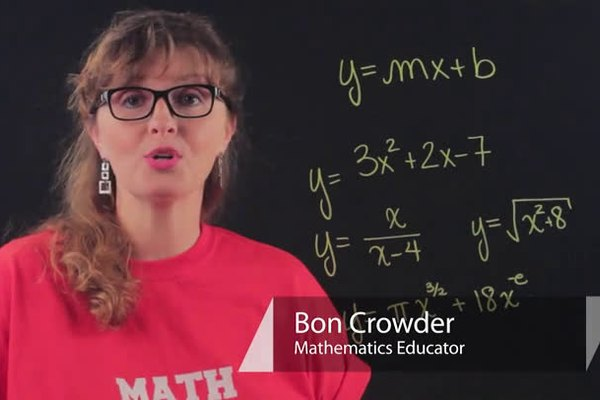 What Does a Non-Linear Equation Mean in Math Terms?