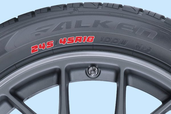 How To Read Tire Size >> How To Read Tire Sizes It Still Runs