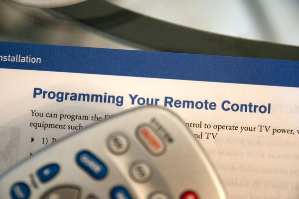 How to Set Up the Codes for a Sanyo Television and a Remote