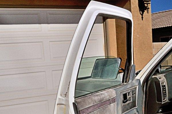How to Fix a Chevy Window Track   It Still Runs