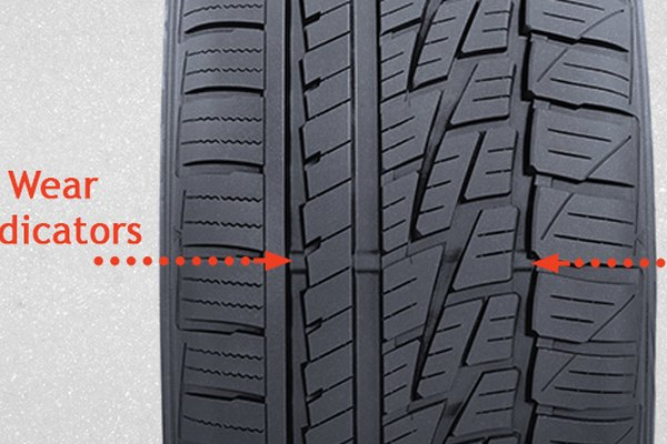 Tire Tread Wear Indicator >> How To Check Tire Tread Depth It Still Runs