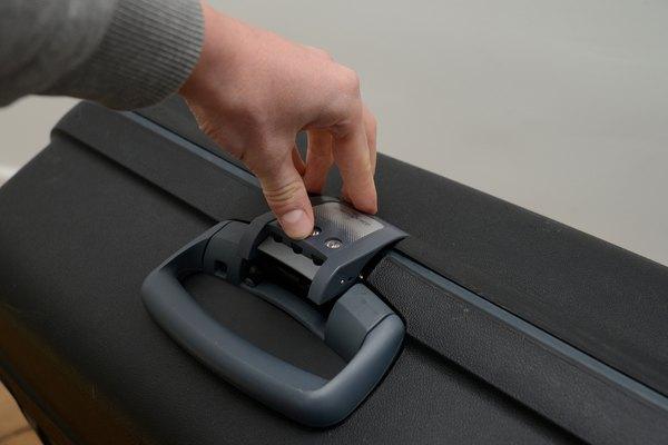 How To Open A Samsonite Lock Getaway Usa