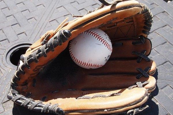 Guante de baseball diseñado para derechos