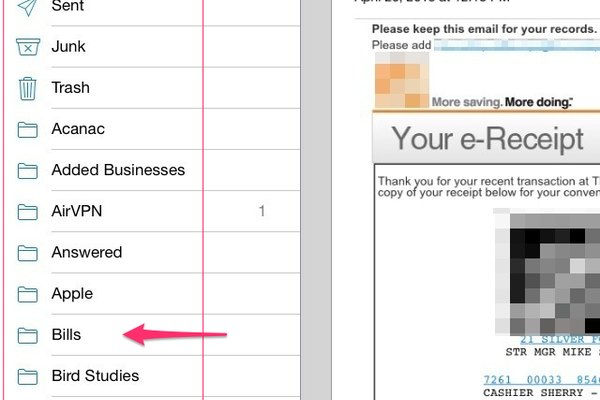 How to Create Folders for iPad Emails | It Still Works