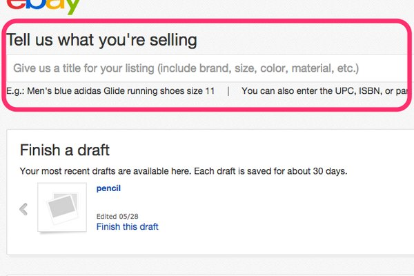 how to create a template for ebay listings it still works