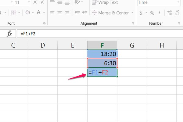 How to Make Excel Calculate Military Time | It Still Works