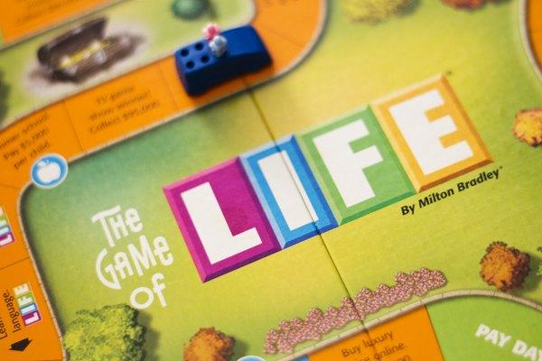 El juego Life tiene muchas reglas pero son sencillas de entender.