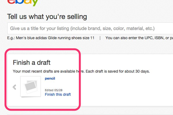 How to Find Out What Has Sold on eBay in the Past | It Still Works