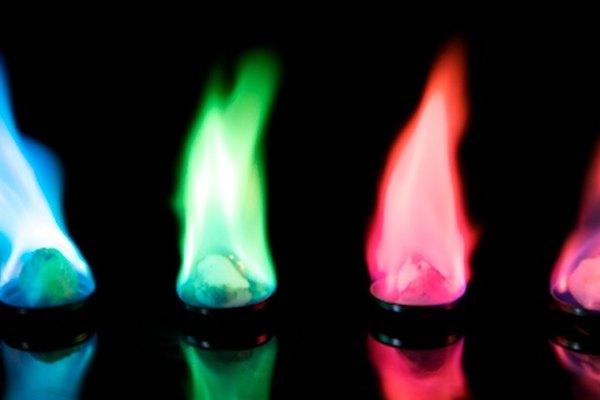 Los fuegos de colores llamarán la atención de tus compañeros.