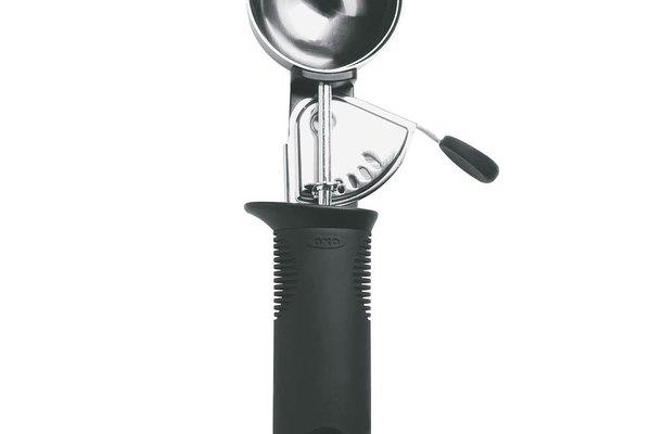 Imagen de un utensilio para servir helado