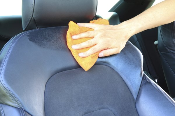 How To Remove Water Stains From Car Seats It Still Runs