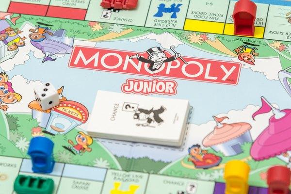Monopoly Jr Instructions It Still Works