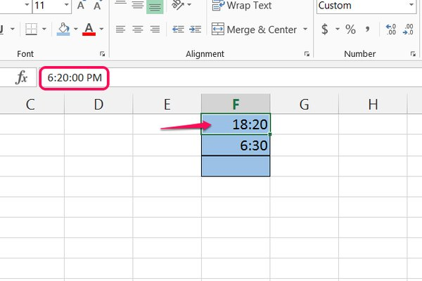 How To Make Excel Calculate Military Time It Still Works