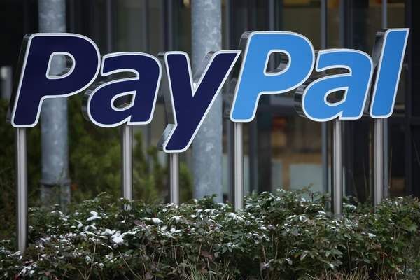 PayPal lets you accept payments from anyone, even from your Facebook page.