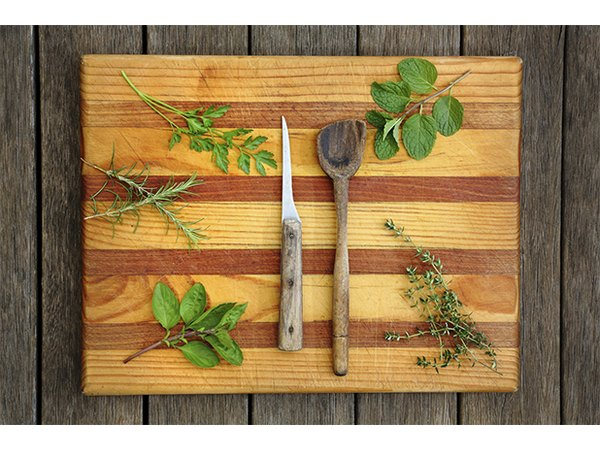 Consider which herbs are more powerful when cooking.