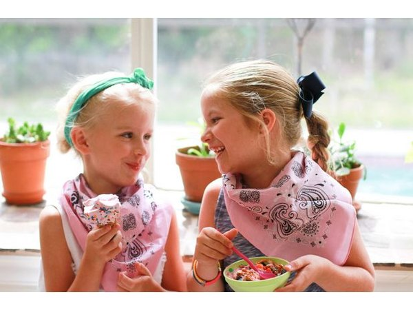 Friendships get sweeter at ice cream socials.
