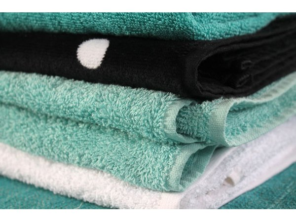 Choose a towel.