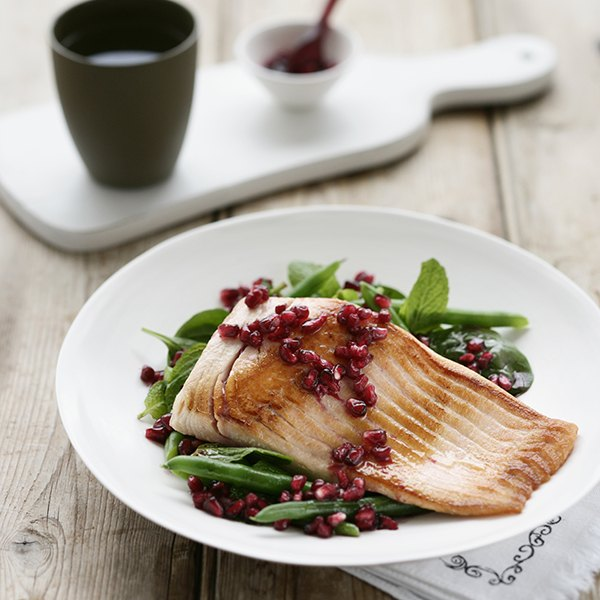 How to Spruce Up Your Meals With Pomegranate