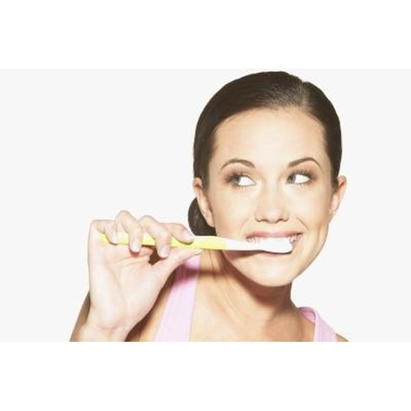 Brush your teeth with baking soda daily to whiten them.