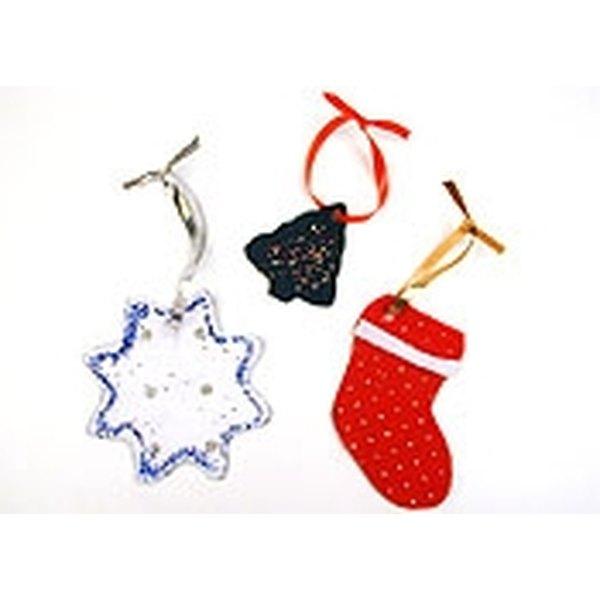 Make Felt Christmas Ornaments