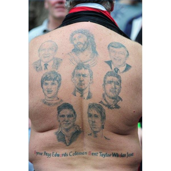 Design a Full Back Tattoo