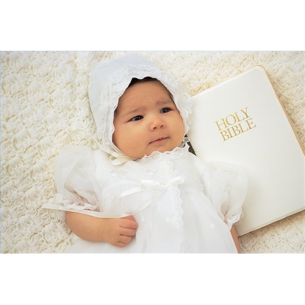 Preserve a Christening Gown
