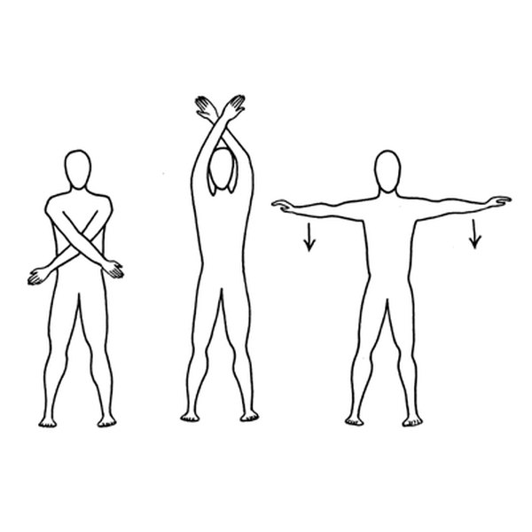 Do Range of Motion Shoulder Exercises