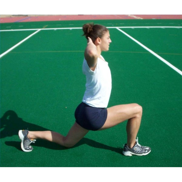 Do Walking Lunges