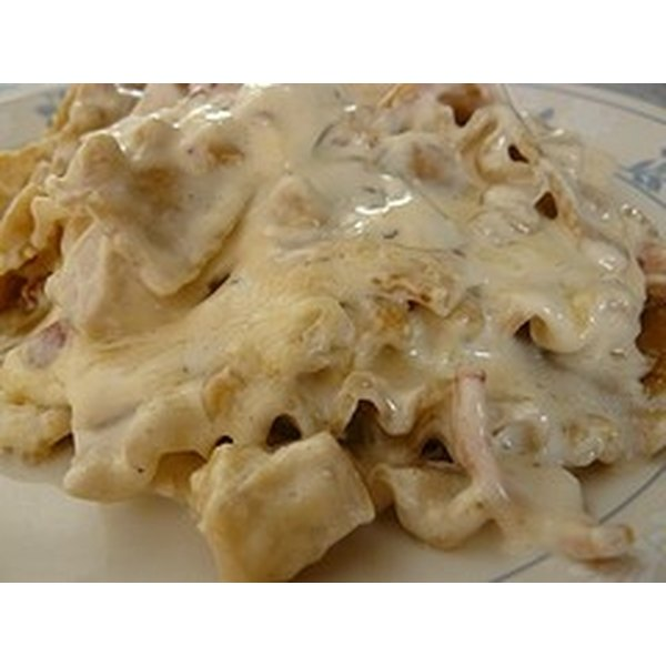 Make Country Creamed Chicken