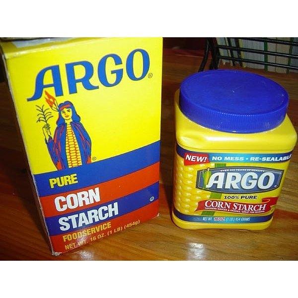 Corn starch.