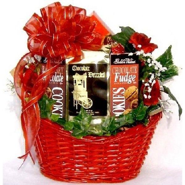 Create a Dessert Themed Gift Basket