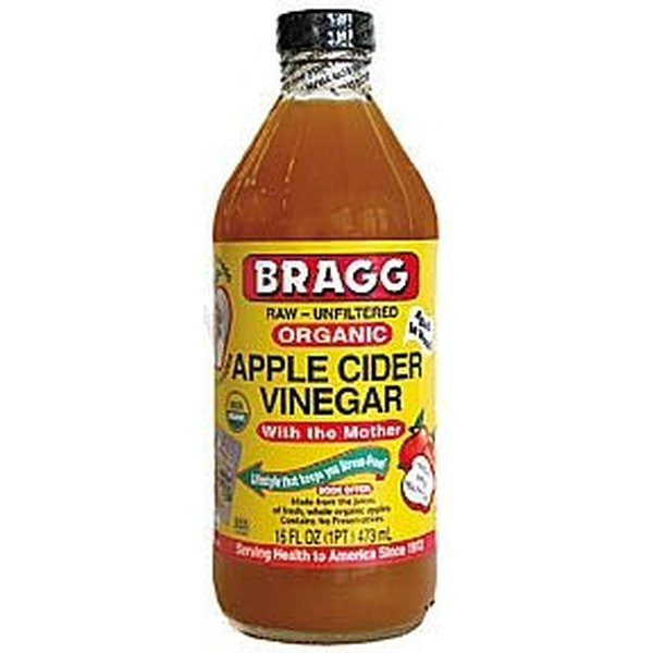 Bragg Apple Cider Vinegar can treat athlete's foot