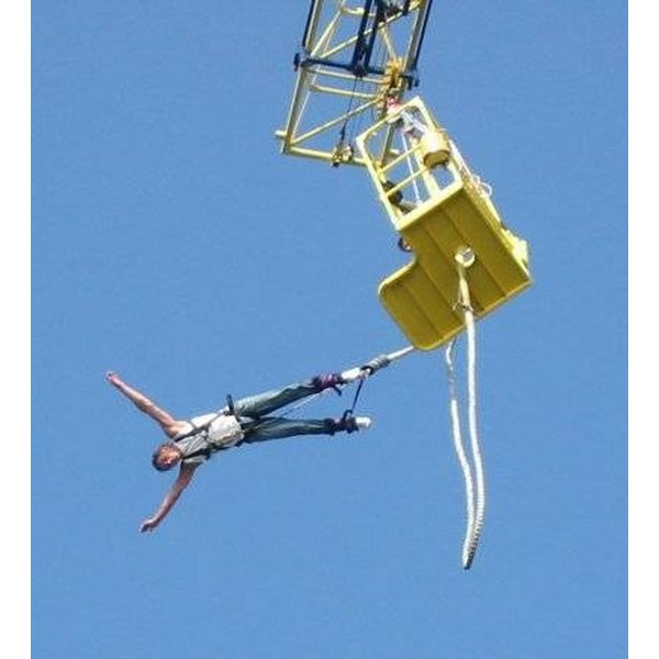 How Bungee Jumping Works