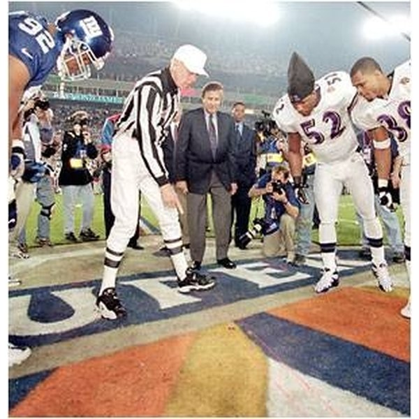 NFL Coin Toss Rules