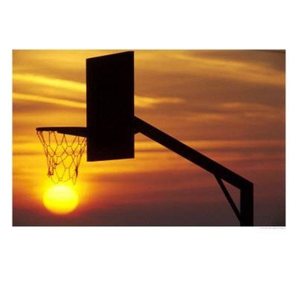 Build a Basketball Backboard