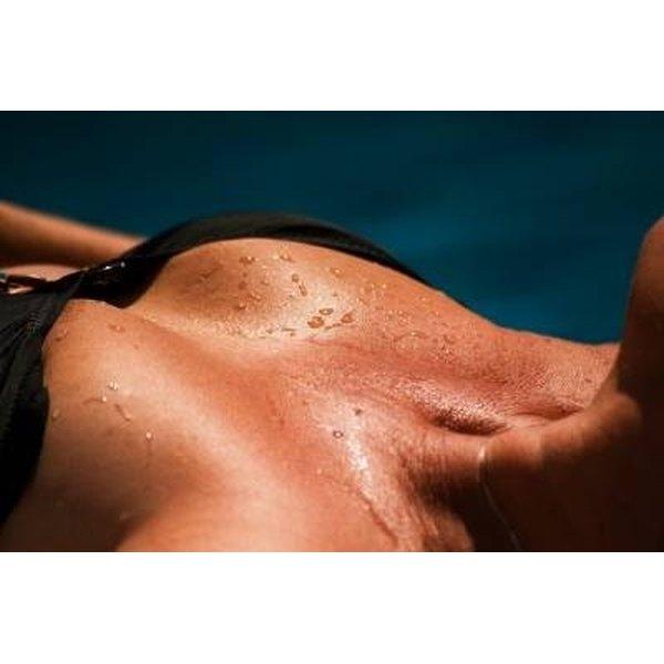 Dangers of Spray on Tan