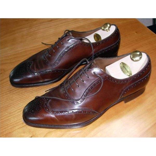 Polish Wingtip Shoes