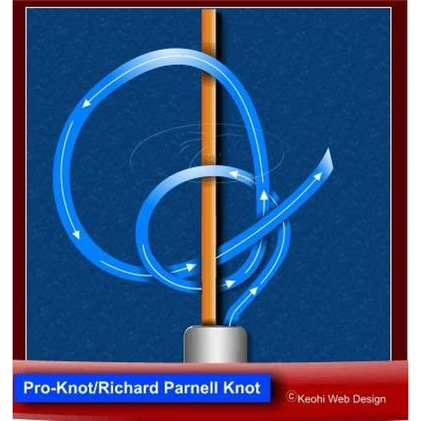 Sequence of Loops to Make a Pro Knot