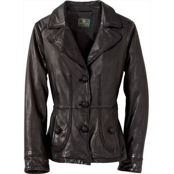 You can soften and stretch your leather coat or jacket at home.