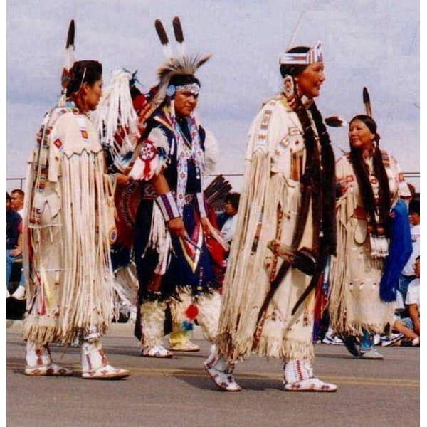 What Did Cherokee People Wear Synonym