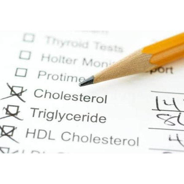 What Are the Normal Levels of LDL & HDL?