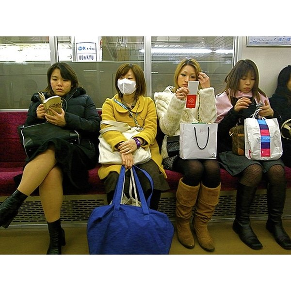 Types of Clothing in Japan