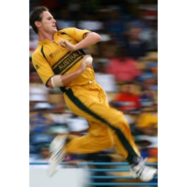 Fast bowling is one of the most effective skills in the sport.