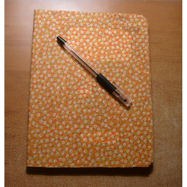 Students can use decorated notebooks to journal both in and out of the classroom.